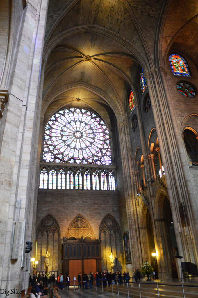 Notre-Dame Basilica, Paris - DigiSlice