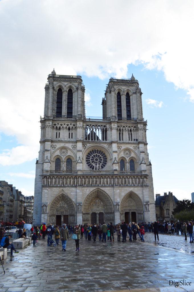 Notre-Dame, Paris - DigiSlice