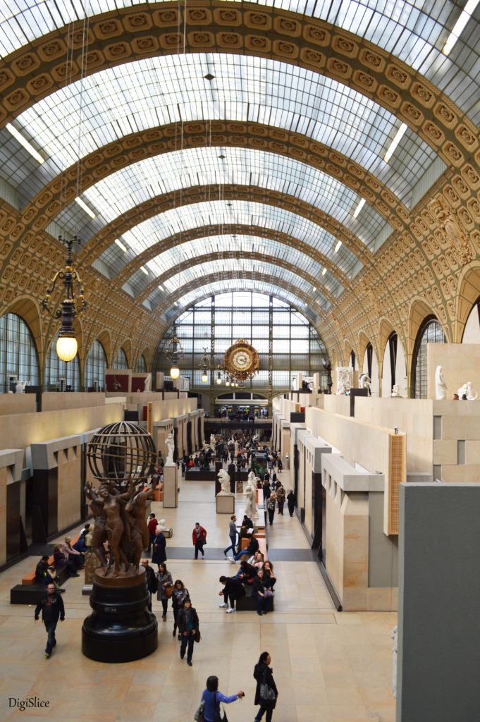 Musée d'Orsay Gallery, Paris - DigiSlice
