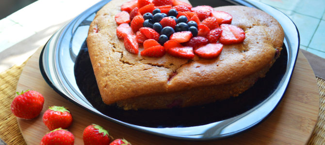 Vegan Yogurt Cake