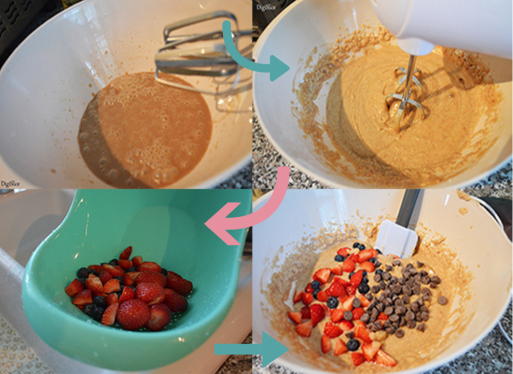 Vegan Yogurt Cake Step by Step Recipe