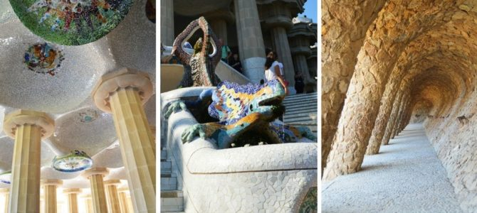 Welcome to Parc Güell, Gaudí's Own Playground