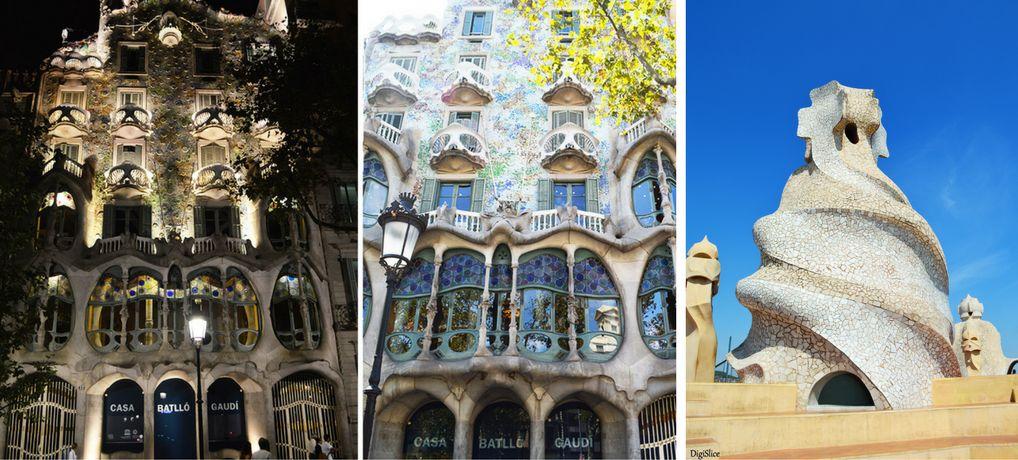 Casa Batlló & Casa Milà - Barcelona