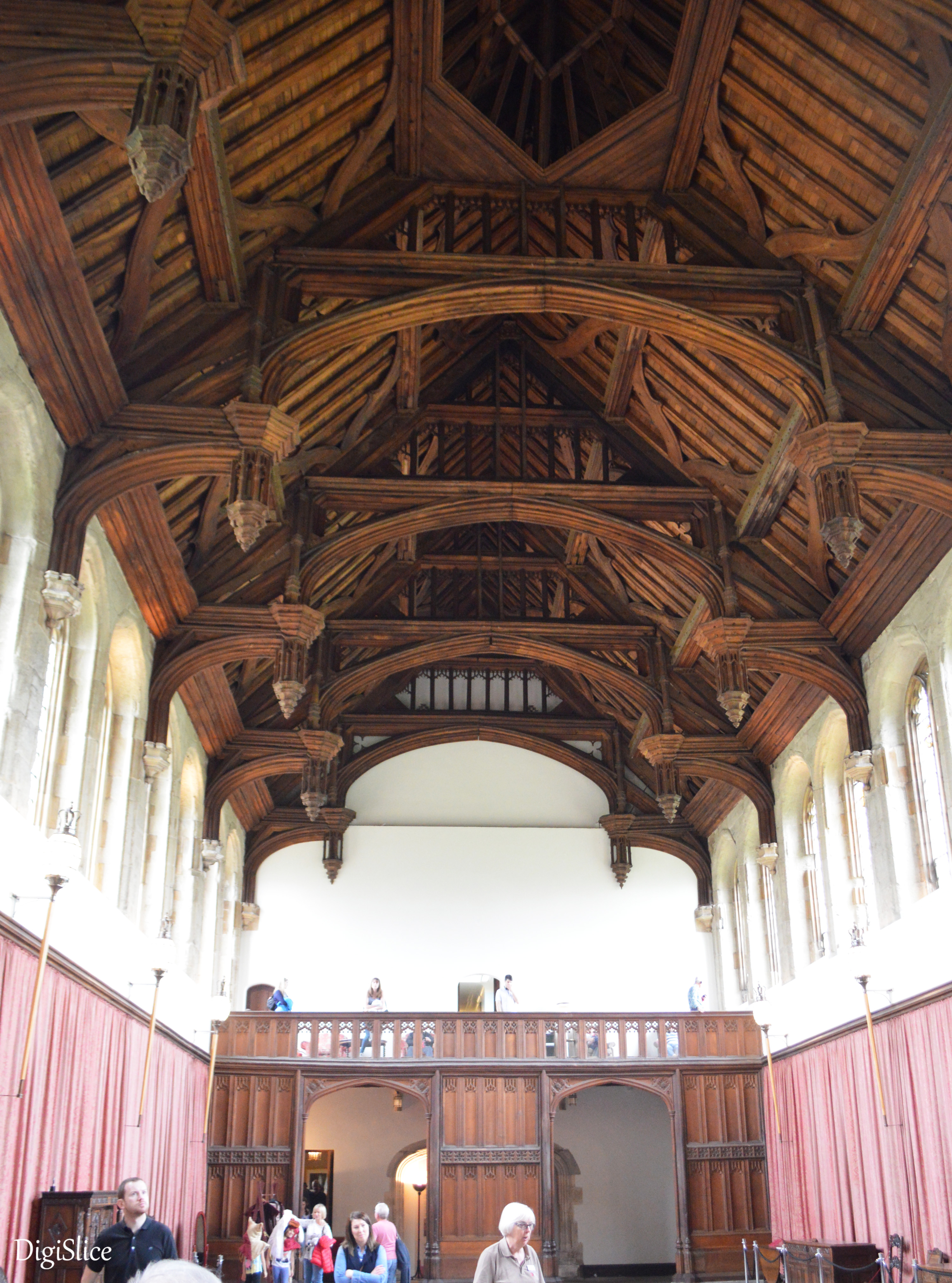 The great hall - Eltham Palace
